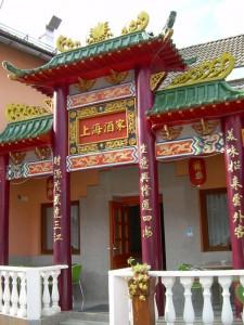 Kitajska restavracija Šang Hai